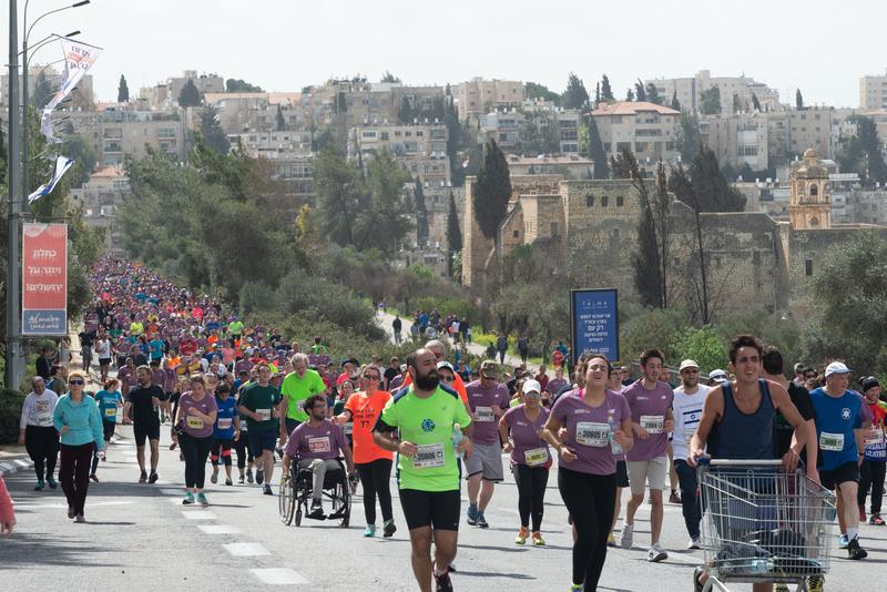 maraton ierusalim